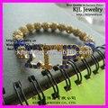 Free ship Fashion Shamballa bracelet, Society Union Jewelry Rhinestone greek letter SGRHO Sigma gamma rho elastic bracelet