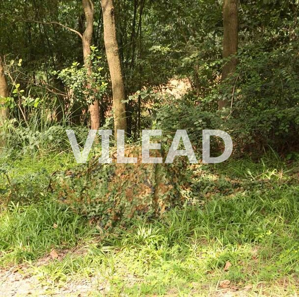 VILEAD 6M x 6M (19.5FT x 19.5FT) Woodland Digital Camo Netting Military Army Camouflage Net Sun Shelter for Hunting Camping Tent vilead 3m x 8m 10ft x 26ft digital military camouflage net woodland army camo netting sun shelter for hunting camping tent