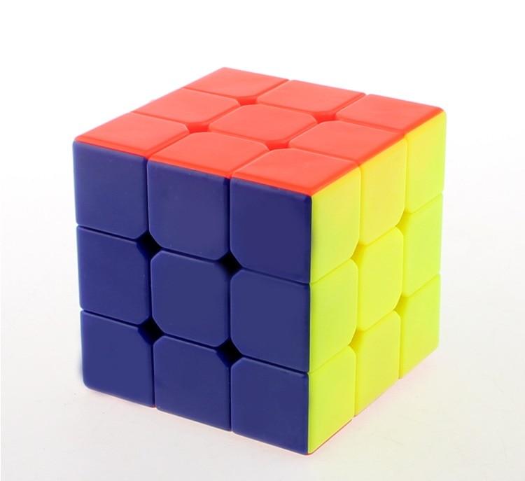 3x3x3 5,7cm Cube Puslespill Speed Maigco Cubo Antiestres - Puslespill - Bilde 3