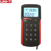 UNI T UT361 Анемометр Скорость ветра, температура тестер счетчик ветра единиц переключатель скорость ветра дисплей