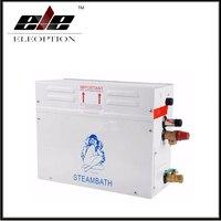 New HIgh Quality 9KW 220 240V Steam Generator Sauna Bath SPA Shower With ST 135M Controller
