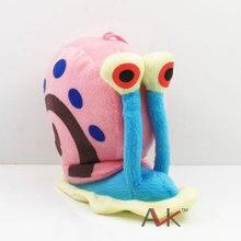 Stuffed-Toy Plush-Doll Snail Funny Home-Decoration Anime Pet Children Gift Little-Cartoon