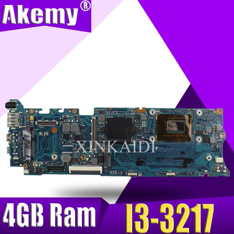 For Asus TAICHI31 Laptop motherboard Taichi 31 mainboard with I3-3217 CPU 4GB Ram Good workingFor Asus TAICHI31 Laptop motherboard Taichi 31 mainboard with I3-3217 CPU 4GB Ram Good working
