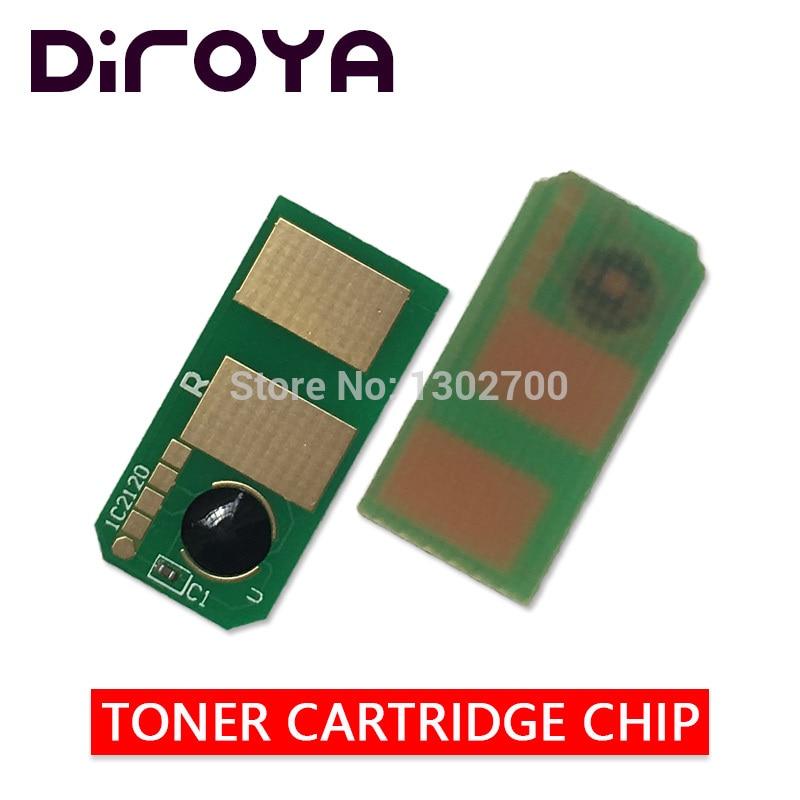 40PCS 44973508 9724 9723 9722 toner cartridge chip For OKI C511dn C531dn MC562dnw MC562dn C511 C531