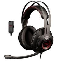 Kingston HyperX Cloud Revolver наушники студийная звуковая сцена позволяет услышать дополнительную игровую гарнитуру для FPS