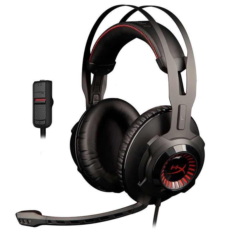 Kingston HyperX Nuage Revolver Casque de qualité Studio scène sonore permet de vous entendre d'autres Gaming Headset pour FPS