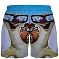 2016 nuevo impreso traje de baño traje de baño de los hombres Cortos Ocasionales de Los Hombres Playa Pantalones Cortos de los Hombres Del Estilo Del Verano Nueva Ropa de la Marca de alta calidad