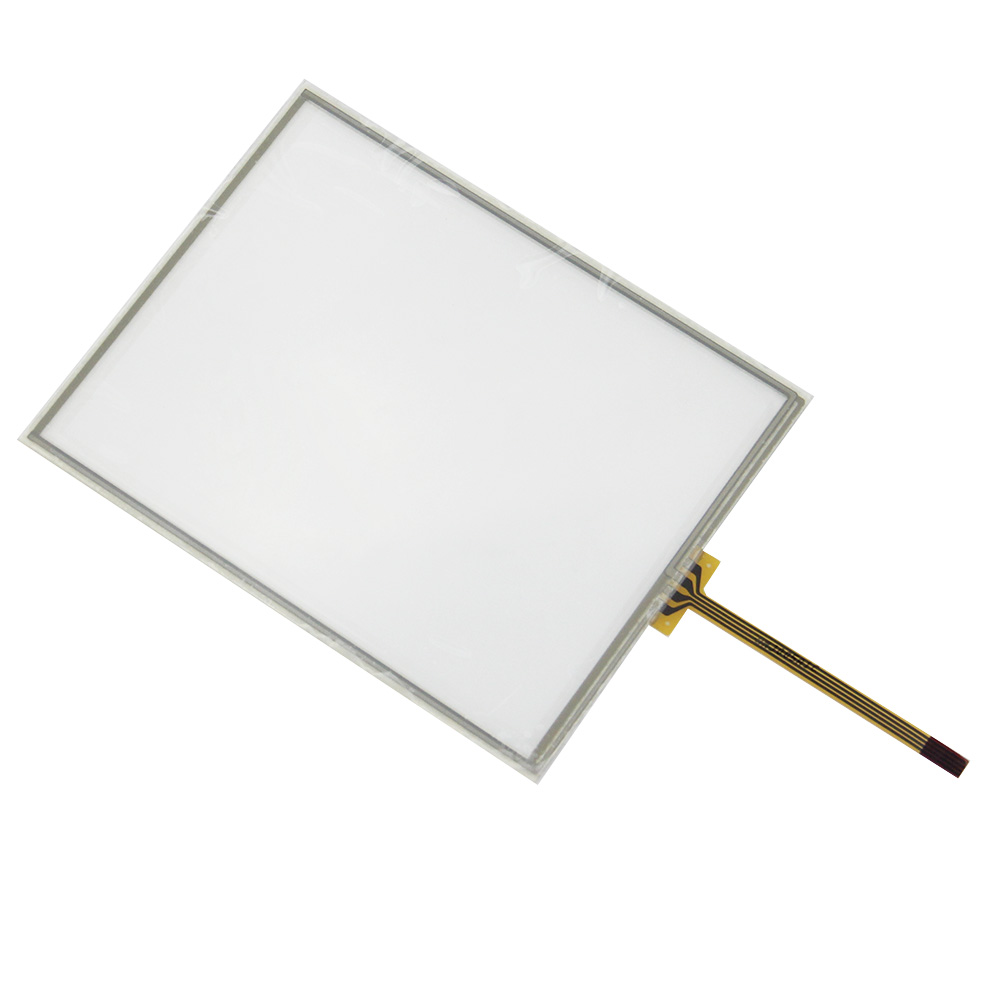6.4 Inch Touch Screen Panel Digitizer Part For Touch Systems RES-6.4-PL4 new 3 micro touch res 8 4 fg8 95413 d for bertscope s bsa7500a touch screen panel digitizer