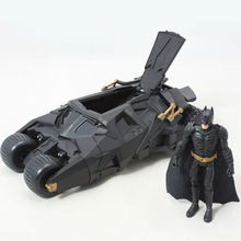 Batman Tumbler Action Figure