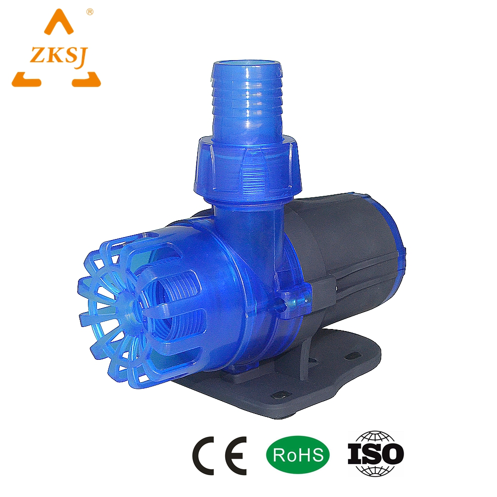 Centrifugal variable frequency Cross Flow Circulation Aquarium Wave Maker Water pump for Fish Tank