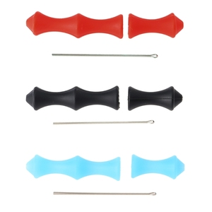 Image 2 - 1 Set Archery Finger Guard Arrow Bowstring Accessories Hunting Protector Silicone