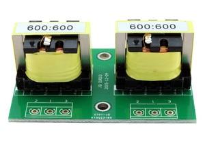 Image 2 - 600:600 Permalloy Audio Isolation Transformer Balanced and Unbalanced Conversion Audio Isolator