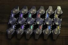 Titanium Alloy EDC Fingertip Gyro Corkscrew Crowbar Tools Tritium Tube Version EDC Multi Tools недорого