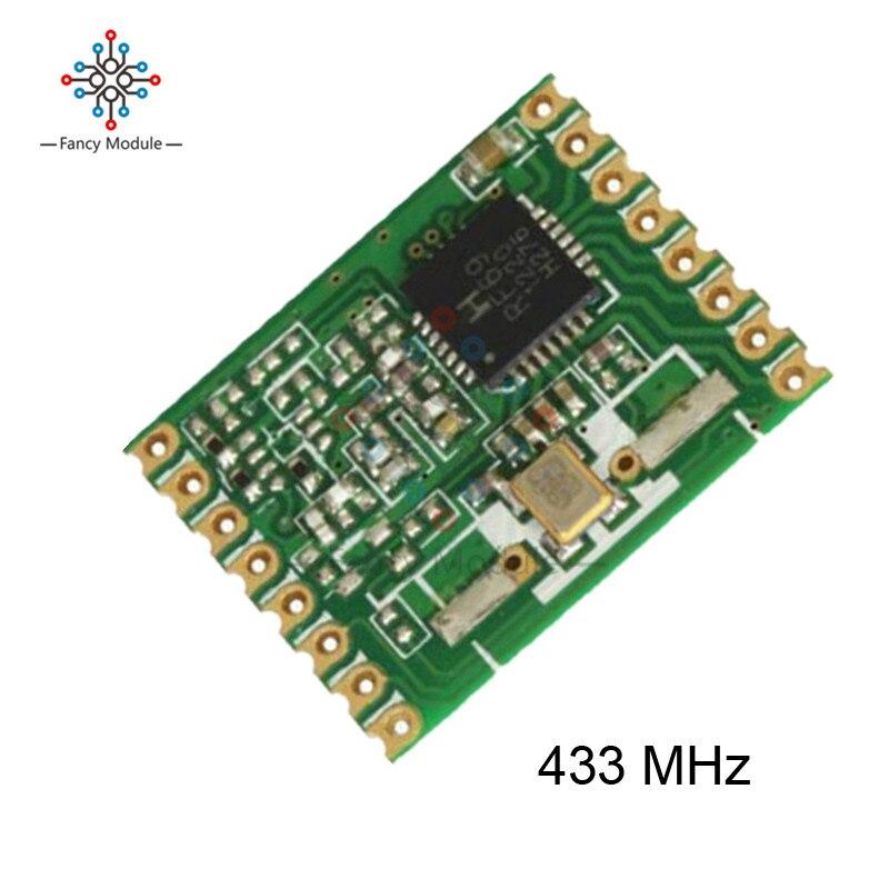RFM69HW 868Mhz/433Mhz/915Mhz + 20dBm HopeRF Wireless Transceiver 868S2 Module For Remote/HM все цены