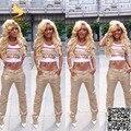 Блондинка Парик Человеческих Волос Бразильского Виргинские Волос полный шнурок человеческих волос парики блондинка бесклеевой кружева фронт с челкой #613 для черных женщин