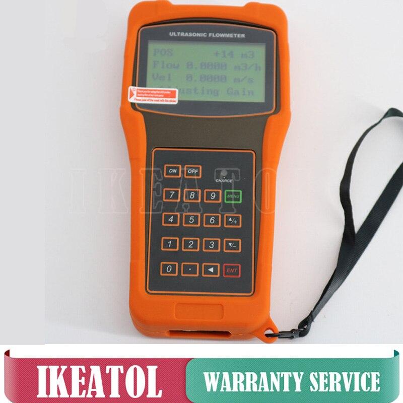 Envío gratuito TUF-2000H Medidor de flujo de líquido DN50-700mm - Instrumentos de medición - foto 1