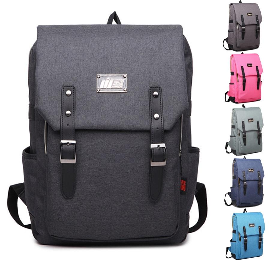 14 15 15.6 Inch Waterproof Nylon Computer Laptop Notebook Backpack Bags Case School Backpack for Men Women Student