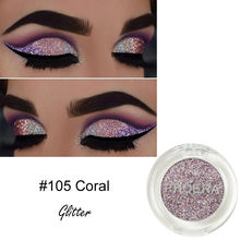 PHOERA Eye Glitter Makeup Pigment 8 Colors Lasting Shadow Make Up Beauty Tool Glitters for Art Festival Glitters Body TSLM1(China)