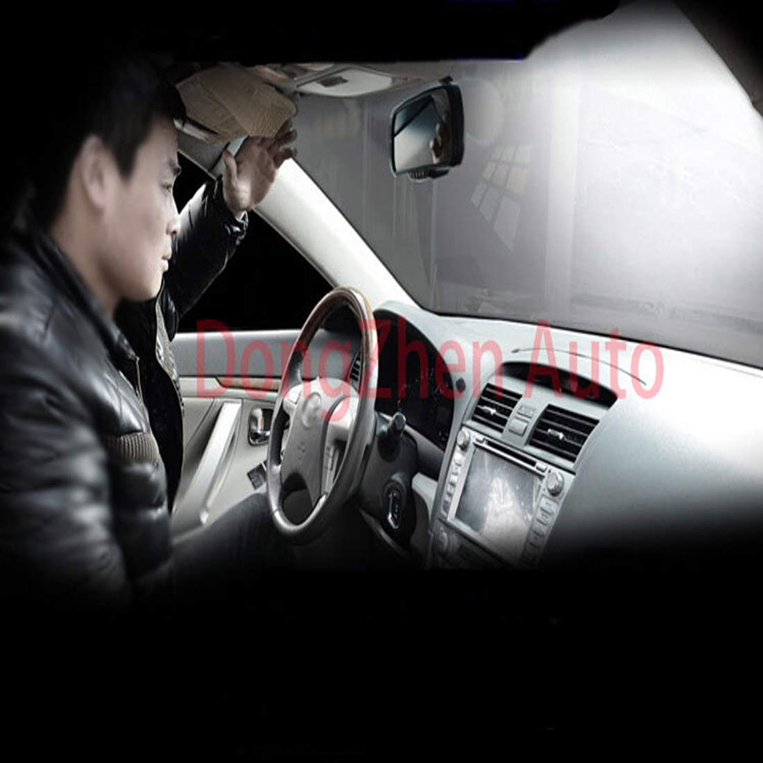 RHD Right Hand Drive Car Dashboard Avoid Light Pad Instrument Platform Cover Mat Carpets With Sound Hole For EDGE