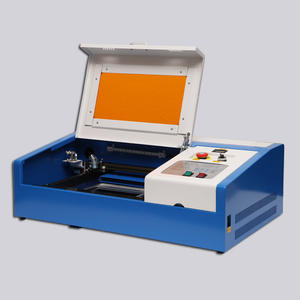 Engraving-Cutting-Machine Laser-Cutter Engraver Wood CO2 3020 Acrylic 40W USB NEW