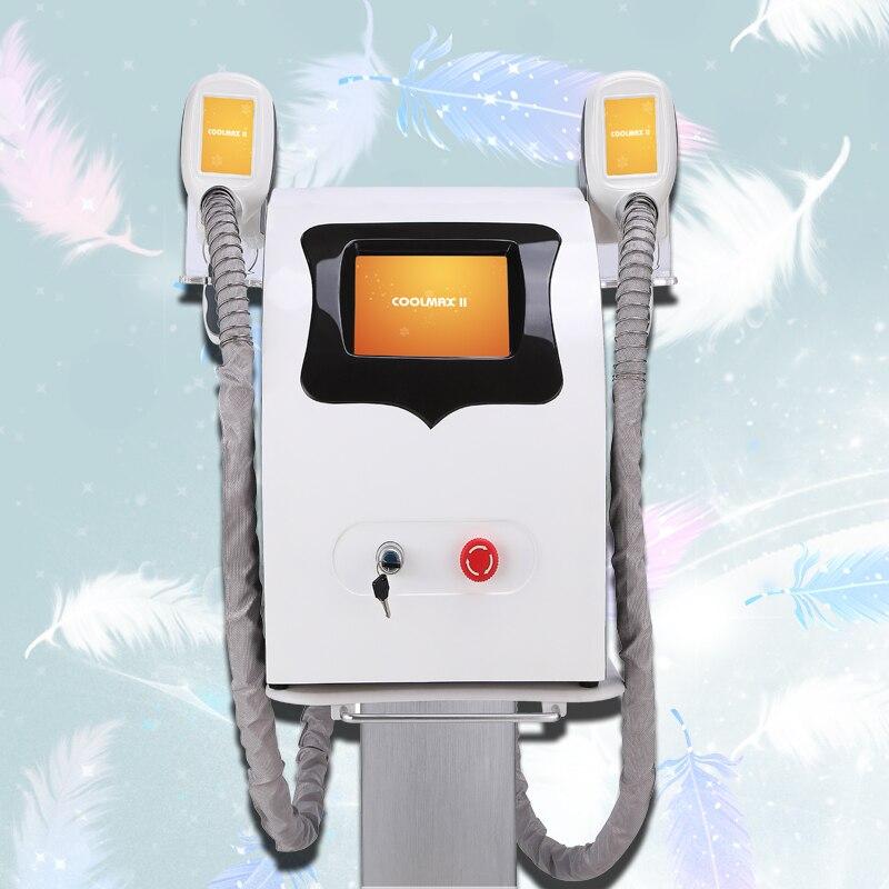 2019 nouvelle Machine de congélation de graisse de technologie fraîche de liposuccion professionnelle pour l'usage de Salon expédition rapide