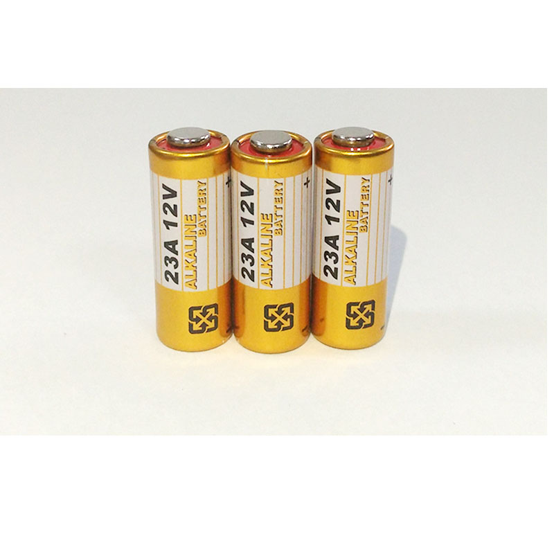 Cncool Wholesale 20pcs 12V GP A23 23A Ultra Alkaline Battery High Quality Alarm Batteries