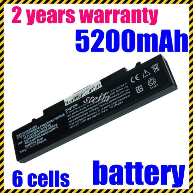 JIGU np355v4c Laptop Battery for Samsung AA-PB9NC6B PB9NC6W NP-R540E R468 R428 R528 R470 R480 R510 X360 X460 R780