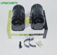 LPSECURITY 20 m ~ 150 m A Parete Porta Finestra doppio Fascio Fotoelettrico Infrarosso Rivelatore perimetrale di protezione 2 fascio sensore a infrarossi