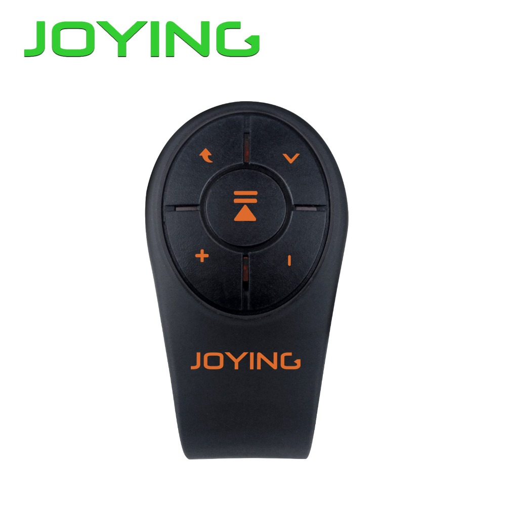 Joying Wireless Bluetooth Media Button Remote Control Steering Wheel Control For Android Car Stereo Radio