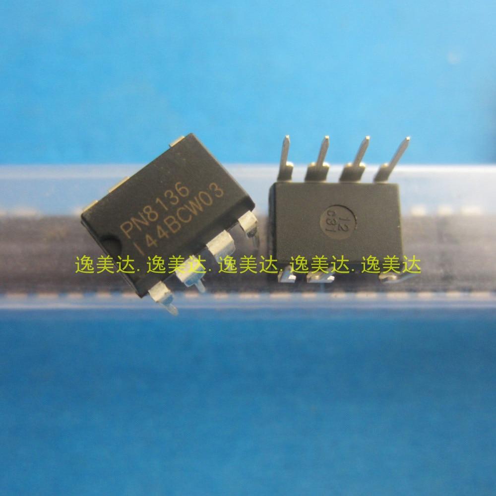 10pcs/lot PN8136 8136 DIP-7 In Stock