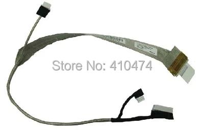 WZSM Ny laptop LCD LVDS-kabel Gratis frakt för Lenovo G530 G530A G530M JIWA3 DC02000JV00