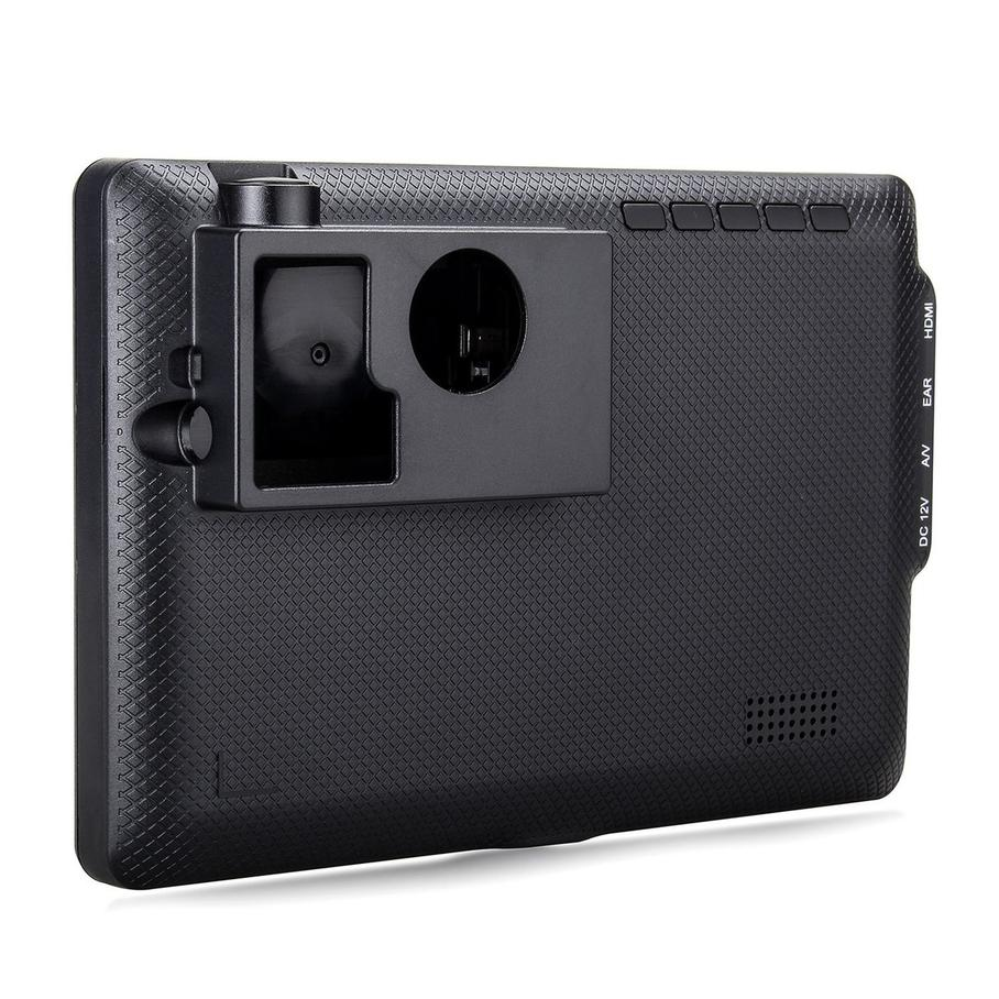 Lilliput MoPro7 DSLR камера с 2600 мАч встроенной батареей HDMI и AV вход специфический монитор для GoPro Hero 3 + 4 sony Canon Nikon - 3