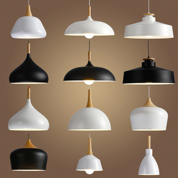 Livewin LED Hanglamp Vintage Loft จี้/จี้โคมไฟอลูมิเนียม Suspension โคมไฟไม้แขวนโคมไฟห้องครัว