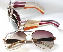 Fuera de stock ray Gafas de Sol Mujer Gafas de Diseño Giratorio templo de la vendimia caliente de la manera de las mujeres Gafas de Sol gafas de sol