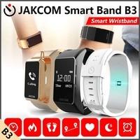 JAKCOM B3 Smart Band מכירה חמה צמיד Wristbands כמו צמיד שעון צמיד חכם Fitnes Cicret אנדרואיד