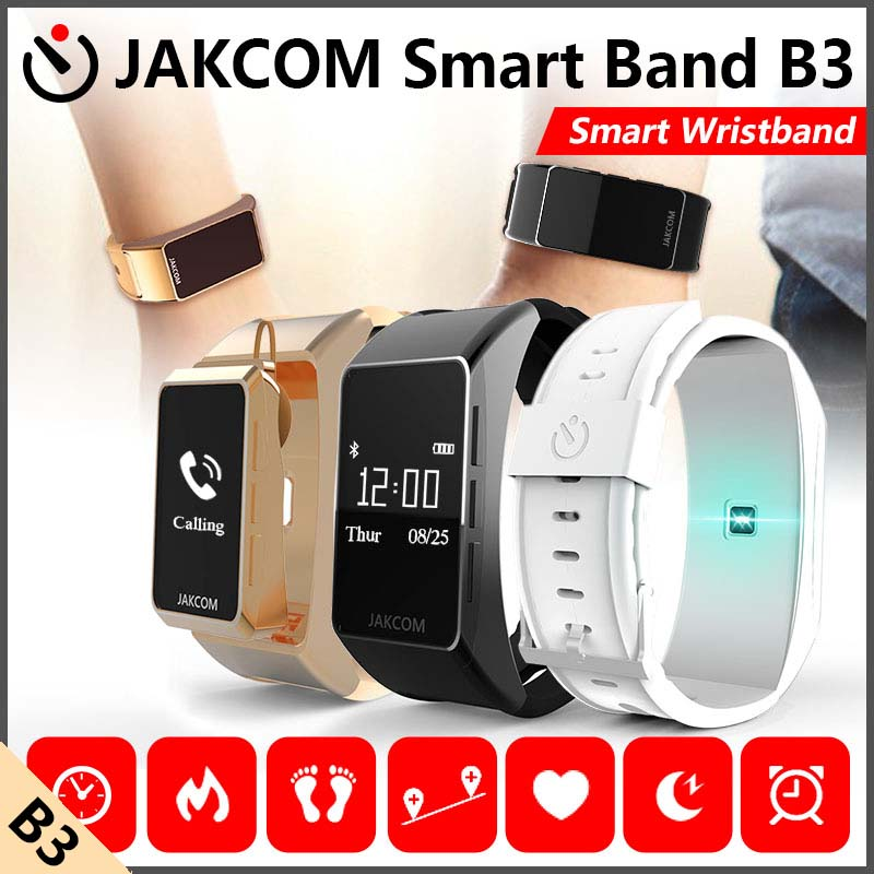 JAKCOM B3 Smart Band Hot sale in Wristbands like smart bracelet watch Fitnes Bracelet Cicret Bracelet Android