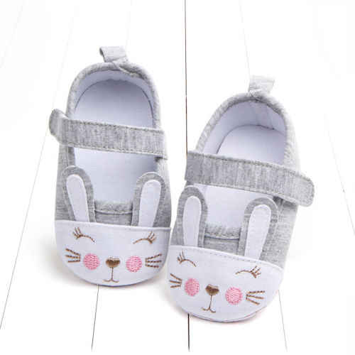 2018 Yeni Bahar Sonbahar Yenidoğan Kedi Ilk Yürüyüşe Sevimli Bebek Erkek Kız Yumuşak Sole Beşik Ayakkabı Sneaker Çocuklar Bebek Rahat toka Ayakkabı