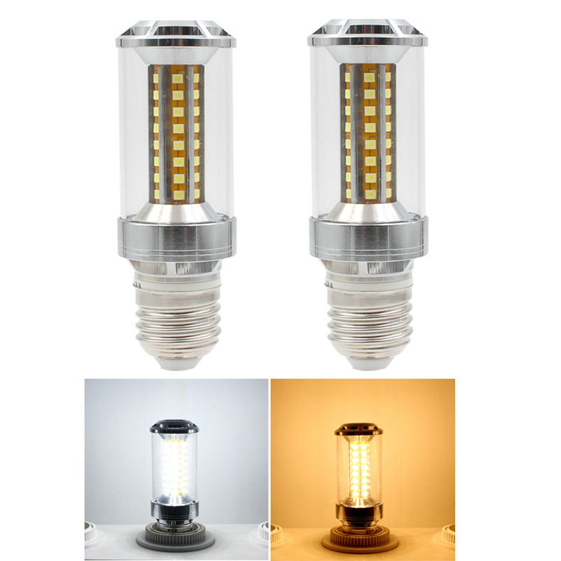 2pcs lot E27 LED bulb AC85 265V 9W ampoule led light