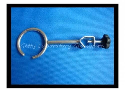Lab Retort Ring With Holder Clamp 48mm Diameter