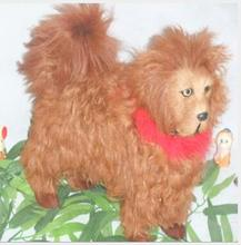 WYZHY simulation Tibetan Mastiff Birthday gift Christmas Interior decoration teaching Home model to send friends