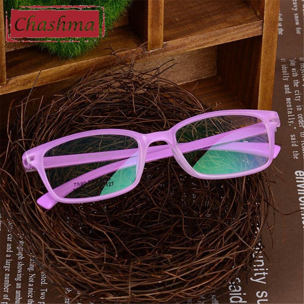 Chashma Crianças TR 90 Optical Óculos De Armação Crianças Prescrição  Armações de Óculos de Olho 4344804bea