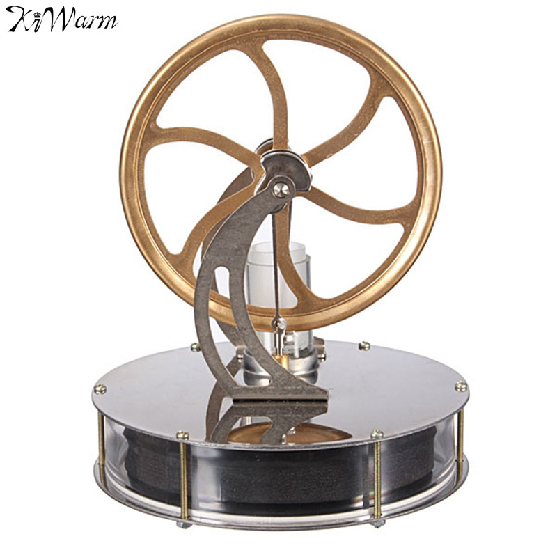 Kiwarm Discovery Toys Temperature Stirling Engine