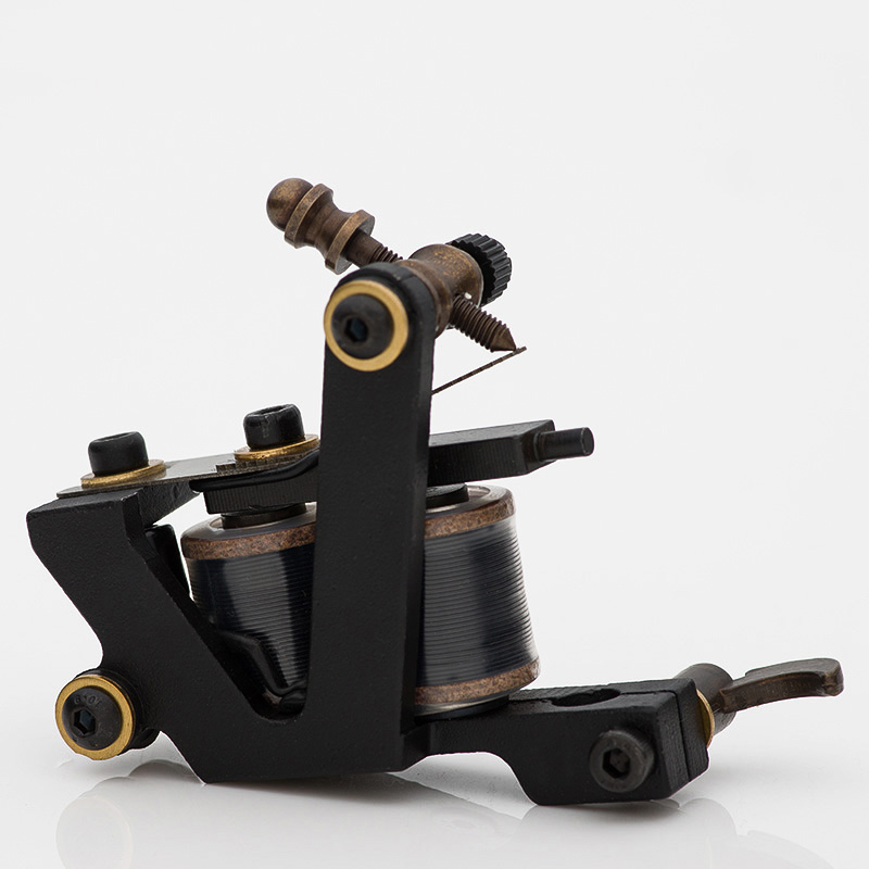 Free Shipping 10Wraps Coils Tattoo Machine Use for Liner and Shader Professional Tattoo Guns Pen wars guns and votes