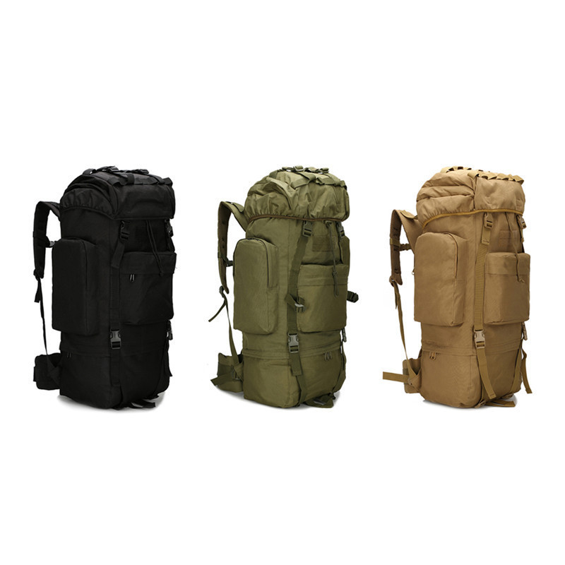 2017 Men Women Outdoor Military Army Tactical Backpack Trekking Sport Travel Rucksacks Camping Hiking Trekking Bag usmc army men women outdoor military tactical backpack camping hiking rifle bag trekking sport travel rucksacks hunting bags