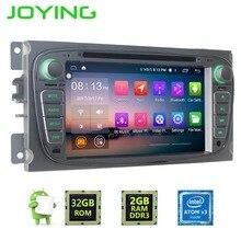 """Радуясь 7 """"2 ГБ + 32 ГБ двойной 2 Din Android 6.0.1 стерео радио 1024*600 HD для Ford Focus Mondeo S-Max gps навигации головное устройство"""