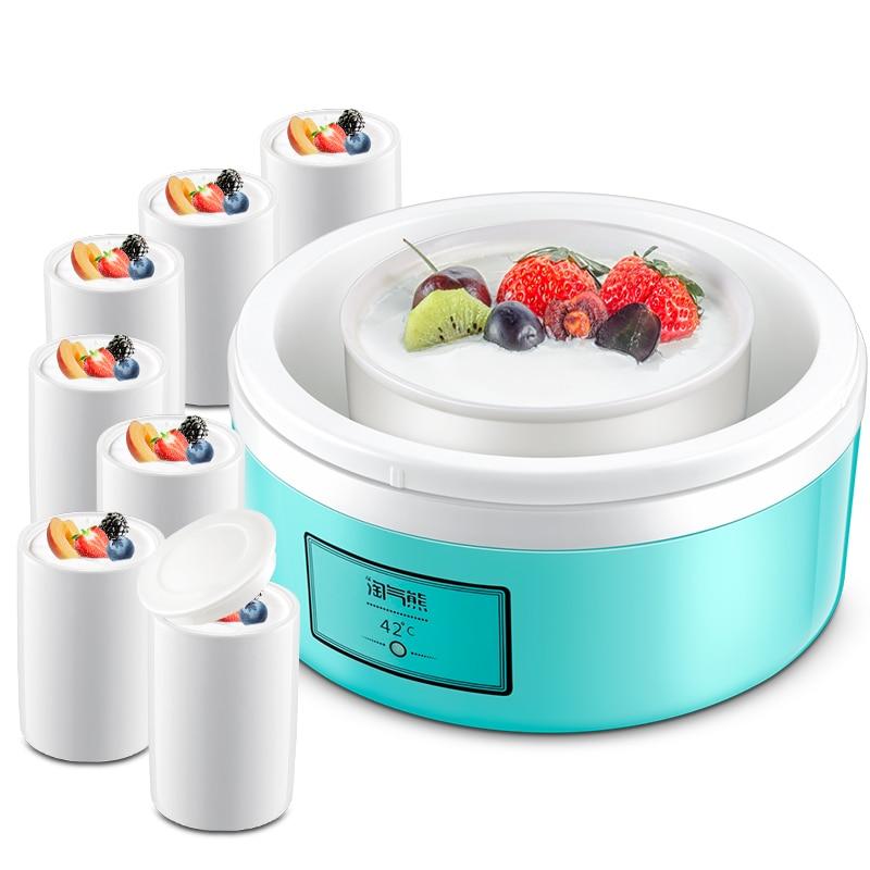 Yogurt Machine Lactic Acid Fermentation Machine Natto Machine Brewing Machine Fully Automatic Small Porcelain Cup i max lactic acid 50
