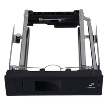 """1pc Tool Free 5.25-Inch CD-ROM Space HDD Frame/Mobile Rack Converter Enclosure for PC Case,fit 3.5"""" SATA Hard Drive Disk instal"""