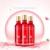 New Red Romã FaceToner Refrescante Clareamento Facial Hidratante Cuidados Com A Pele Anti Envelhecimento Pore Minimizer para Face Nutre