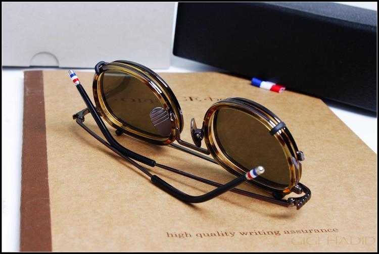 Brillengestelle oder Sonnenbrillen für Männer und Frauen modisch - Bekleidungszubehör - Foto 6