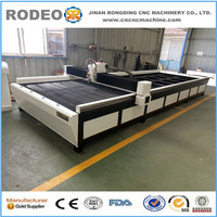 Heavy Duty Cnc Plasma And Flame Cutting Machine For Metal 2060 Plasma Cutting Machine 2x6M CNC Plasma Cutter